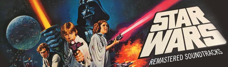 Star War: Remastered Soundtracks