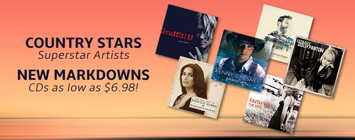 Country Stars Sale