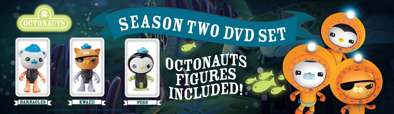 Octonauts Season 2