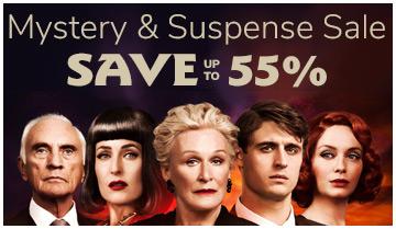 Mystery & Suspense Sale