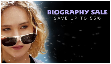 Biography Sale, Save up to 55%