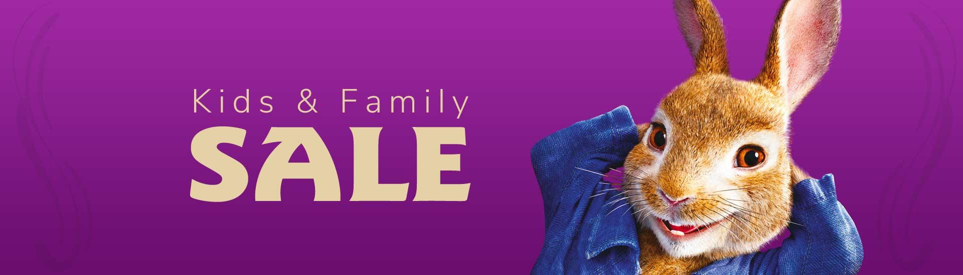 Kids & Family Sale