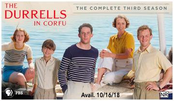 The Durrells in Corfu: The Complete Third Season