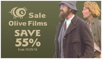 Olive Films Sale