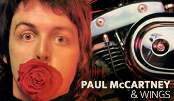 Red Rose Speedway and Wild Life Remasters