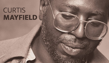 Curtis Mayfield Studio Albums 1970-1974