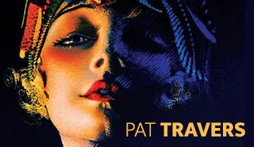 Pat Travers - Swing! on CD or LP!