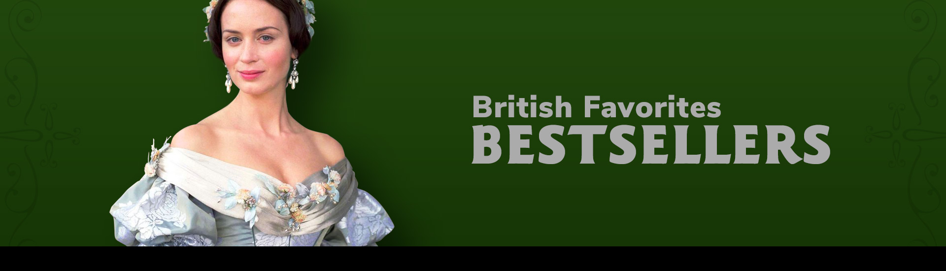 Save an extra 25% on British Favorites