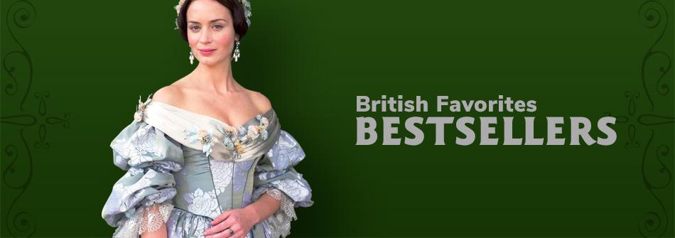 British Bestsellers