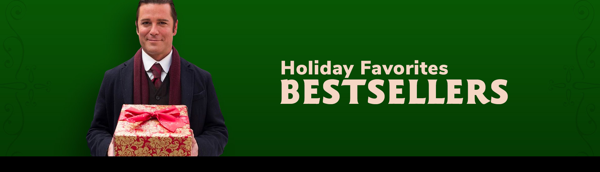 Bestselling Holiday Favorites