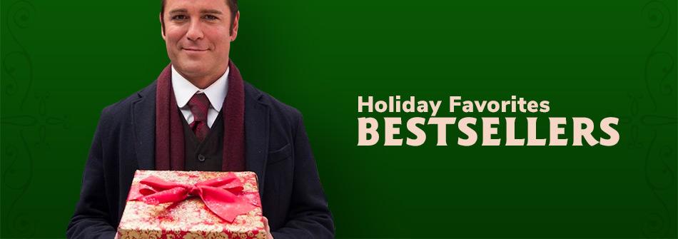 Bestselling Holiday Favorites