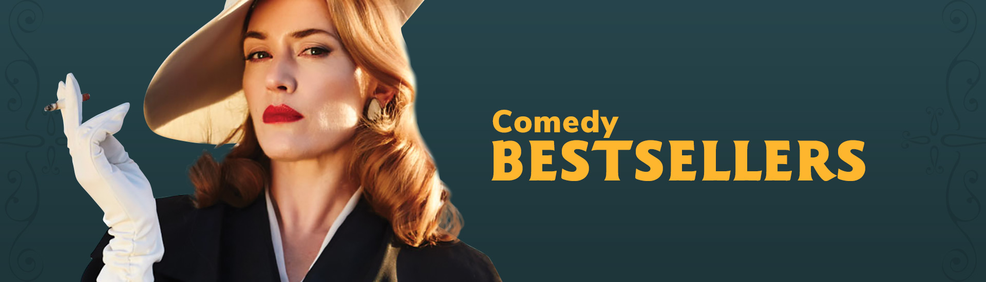 Comedy Bestsellers
