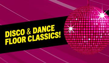 Disco & Dance Floor Classics!