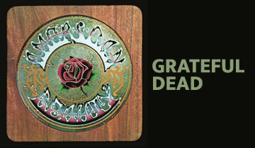 American Beauty 50th Anniversary Remasters!