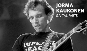 Jorma Kaukonen - Live At Rockpalast