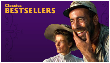 Save an EXTRA 25% on Classic Bestsellers