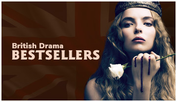 Save an EXTRA 25% on Bestselling British Dramas