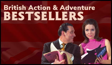 British Action & Adventure, Save an EXTRA 25%!