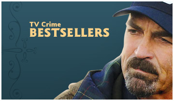 Save an EXTRA 25% on Bestselling TV Crime