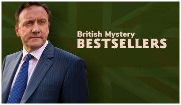 Save an EXTRA 25% on British Mystery Bestsellers