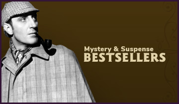 Save an EXTRA 25% on Mystery & Suspense Bestsellers