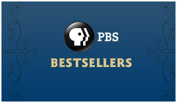 Save an EXTRA 25% on PBS Bestsellers