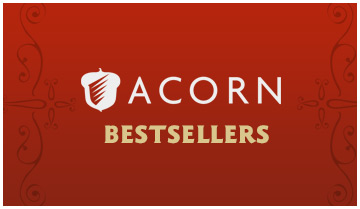 Save an EXTRA 25% on titles from Acorn