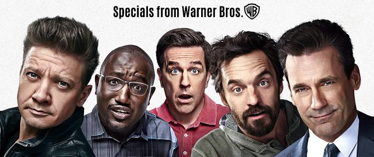 Warner Sale