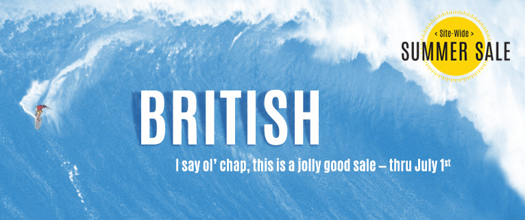 British Sale