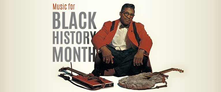 Black History Month Music