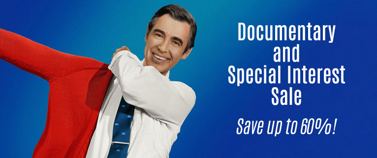 Documentary and Special Interest Sale