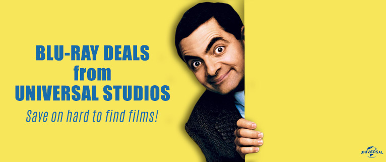 Universal Blu-ray Sale