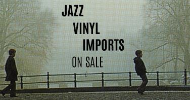Jazz Vinyl Import Sale