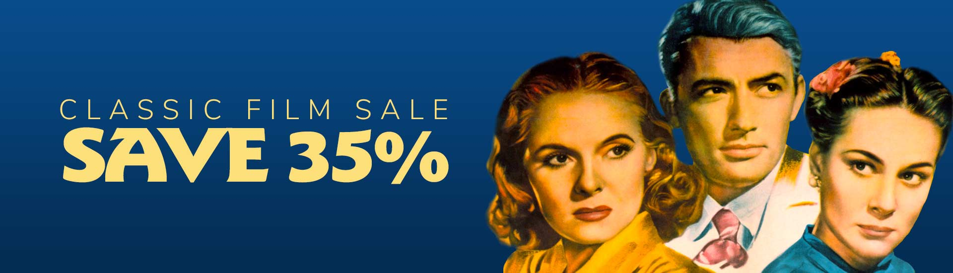 Classic Films Save 35%