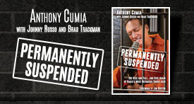 Anthony Cumia - Permanently Suspended