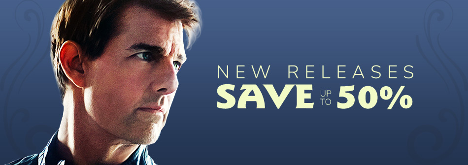 New Releases - Save up to 50%