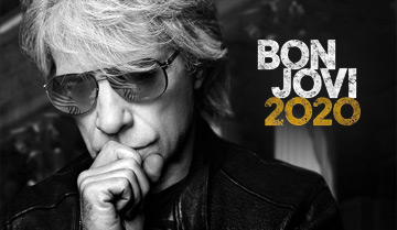 Bon Jovi 2020 CD and LP Editions!