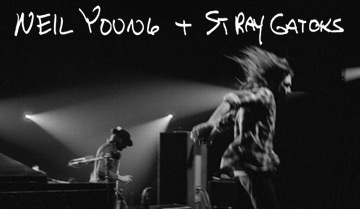 Neil Young + Stray Gators Live!