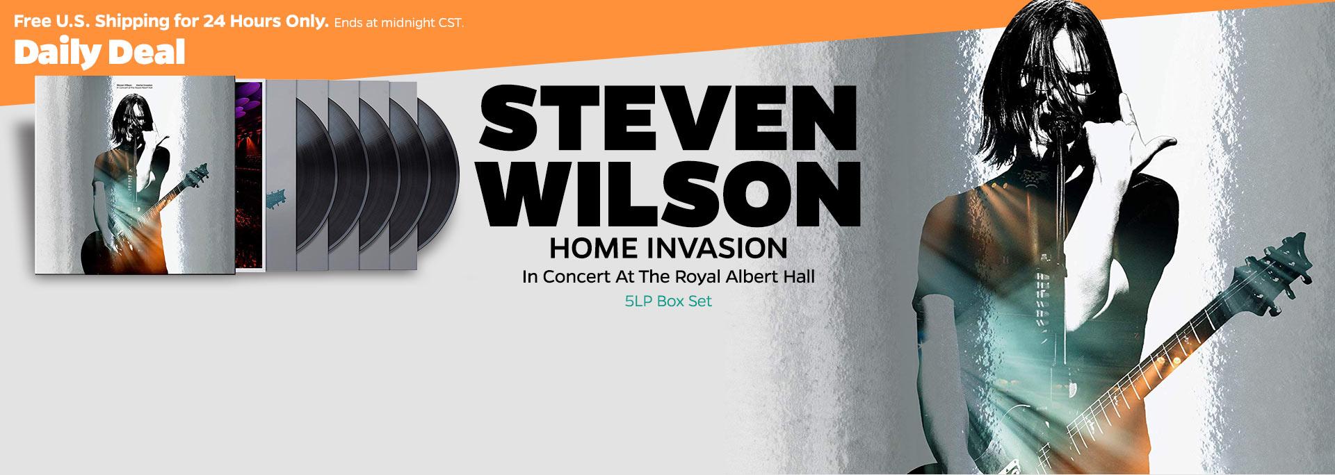 Steven Wilson Vinyl Box Set