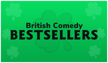 Save an extra 25% on British Comedy