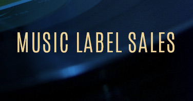 Music Label Sales