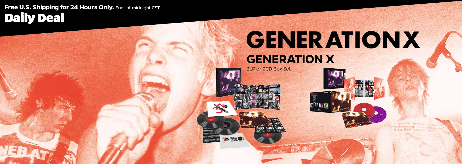 Generation X Deluxe Edition