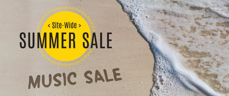 Site Wide Summer Sale