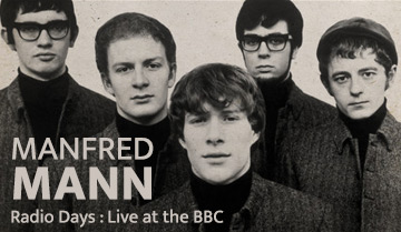 Manfred Mann - Rare BBC Recordings