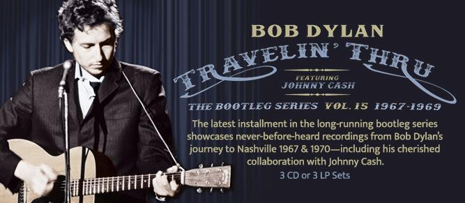Travelin' Thru - The Bootleg Series, Vol 15