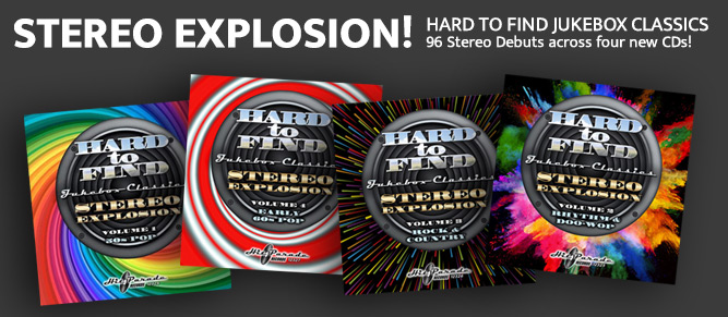 Stereo Explosion - Hard to Find Jukebox Classics!