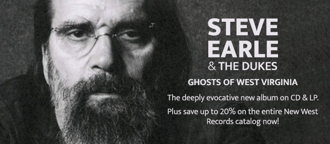 Steve Earle - Ghosts of West Virginia