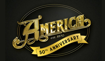 America 50th Anniversary