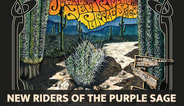 Bears Sonic Journals: Dawn Of The New Riders Of The Purple Sage