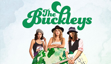 The debut album from The Buckleys!
